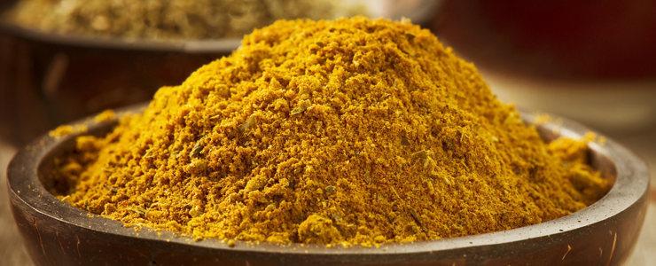 curry en poudre