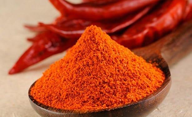 sauce diable poivre de Cayenne