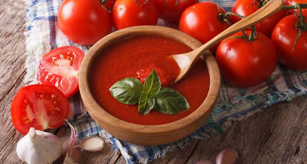 sauce tomate maison la recette ensauce