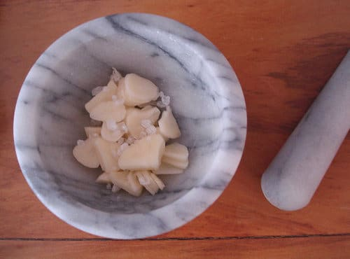 sauce aïoli