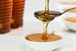 vinaigrette au miel