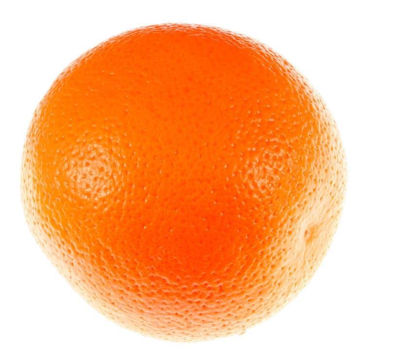 mayonnaise à l'orange