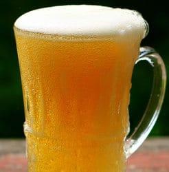 beurre blanc à la bière