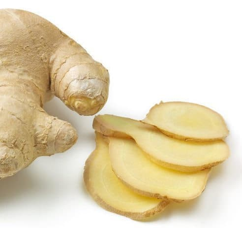 beurre blanc au gingembre