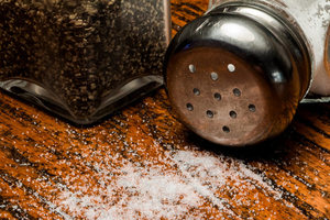 réussir sauce assaisonnement sel et poivre