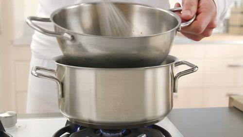 réussir sauce maintien au chaud